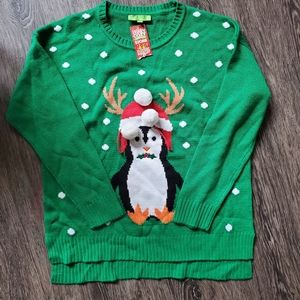 Sweaters - Penguin Sweater